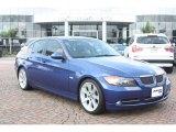 2008 Montego Blue Metallic BMW 3 Series 335i Sedan #55189090