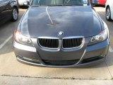 2007 Space Gray Metallic BMW 3 Series 328i Sedan #5521461