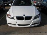 2008 Alpine White BMW 3 Series 328i Sedan #5521427