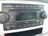 2008 Dodge Ram 3500 SLT Quad Cab 4x4 Audio System