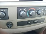 2008 Dodge Ram 3500 SLT Quad Cab 4x4 Controls