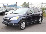 2008 Royal Blue Pearl Honda CR-V EX 4WD #55236322