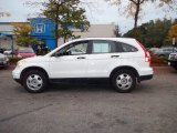 2010 Taffeta White Honda CR-V LX AWD #55236312