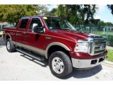 2005 Ford F250 Super Duty Lariat Crew Cab 4x4 Data, Info and Specs