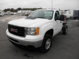 2012 GMC Sierra 2500HD Regular Cab Chassis Data, Info and Specs