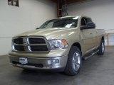 2011 White Gold Dodge Ram 1500 Big Horn Quad Cab 4x4 #55236281