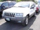 2002 Stone White Jeep Grand Cherokee Laredo 4x4 #55235833