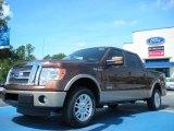 2011 Golden Bronze Metallic Ford F150 Lariat SuperCrew #55235807