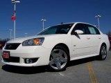 2007 White Chevrolet Malibu SS Sedan #5505317