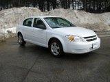 2007 Summit White Chevrolet Cobalt LS Sedan #5520125