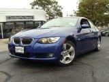2008 Montego Blue Metallic BMW 3 Series 328xi Coupe #55235773
