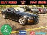 2006 Black Ford Mustang V6 Premium Coupe #55236197