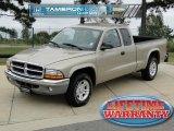 2003 Light Almond Pearl Dodge Dakota SLT Club Cab #55236183