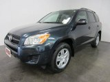 2010 Black Forest Pearl Toyota RAV4 I4 4WD #55235972