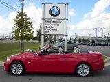 2012 Crimson Red BMW 3 Series 328i Convertible #55235957
