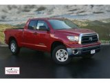 2012 Barcelona Red Metallic Toyota Tundra Double Cab 4x4 #55235706