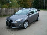 2012 Ford Focus Sterling Grey Metallic