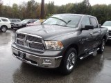 2012 Mineral Gray Metallic Dodge Ram 1500 Big Horn Crew Cab 4x4 #55283602