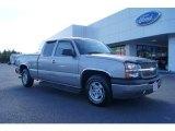 2004 Silver Birch Metallic Chevrolet Silverado 1500 LS Extended Cab #55283348