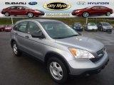 2008 Whistler Silver Metallic Honda CR-V LX #55283860