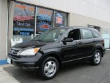 2011 Crystal Black Pearl Honda CR-V LX 4WD #55283856
