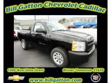 2012 Black Chevrolet Silverado 1500 Work Truck Regular Cab #55283847