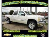 2012 White Diamond Tricoat Chevrolet Silverado 1500 LT Crew Cab 4x4 #55283843