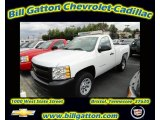 2012 Summit White Chevrolet Silverado 1500 Work Truck Regular Cab #55283841