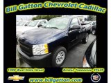 2011 Imperial Blue Metallic Chevrolet Silverado 1500 Regular Cab #55283837