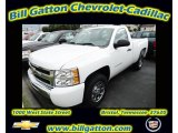 2011 Summit White Chevrolet Silverado 1500 LS Regular Cab 4x4 #55283834