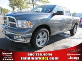 2012 Mineral Gray Metallic Dodge Ram 1500 Big Horn Crew Cab #55283329