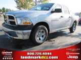 2012 Bright Silver Metallic Dodge Ram 1500 ST Crew Cab #55283318