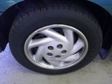 1998 Chevrolet Cavalier Coupe Wheel