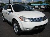 2003 Glacier White Pearl Nissan Murano SL #55283797