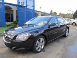 2012 Black Granite Metallic Chevrolet Malibu LT #55283273