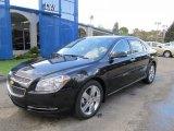2012 Black Granite Metallic Chevrolet Malibu LT #55283273