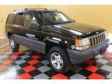 1996 Black Jeep Grand Cherokee Laredo 4x4 #55283538