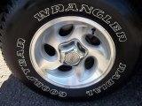2000 Ford Explorer XLT Wheel