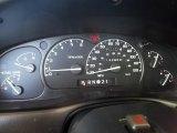 2000 Ford Explorer XLT Gauges
