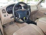 2000 Ford Explorer XLT Medium Prairie Tan Interior