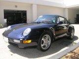 1995 Midnight Blue Metallic Porsche 911 Carrera Coupe #55283240