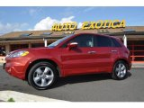 2008 Moroccan Red Pearl Acura RDX Technology #55283689