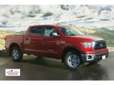 2012 Barcelona Red Metallic Toyota Tundra CrewMax 4x4 #55283161
