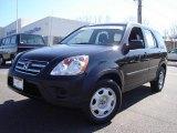 2006 Nighthawk Black Pearl Honda CR-V LX 4WD #5504306