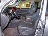 2010 Lexus LX Interiors