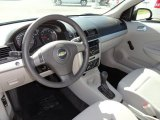 2010 Chevrolet Cobalt LS Coupe Gray Interior