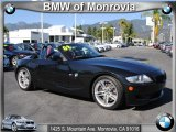 2008 Black Sapphire Metallic BMW M Roadster #55283433
