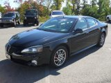 2004 Black Pontiac Grand Prix GTP Sedan #55283636