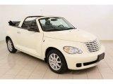2007 Cool Vanilla White Chrysler PT Cruiser Convertible #55283614