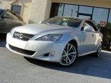 2008 Tungsten Silver Pearl Lexus IS 350 #55283393